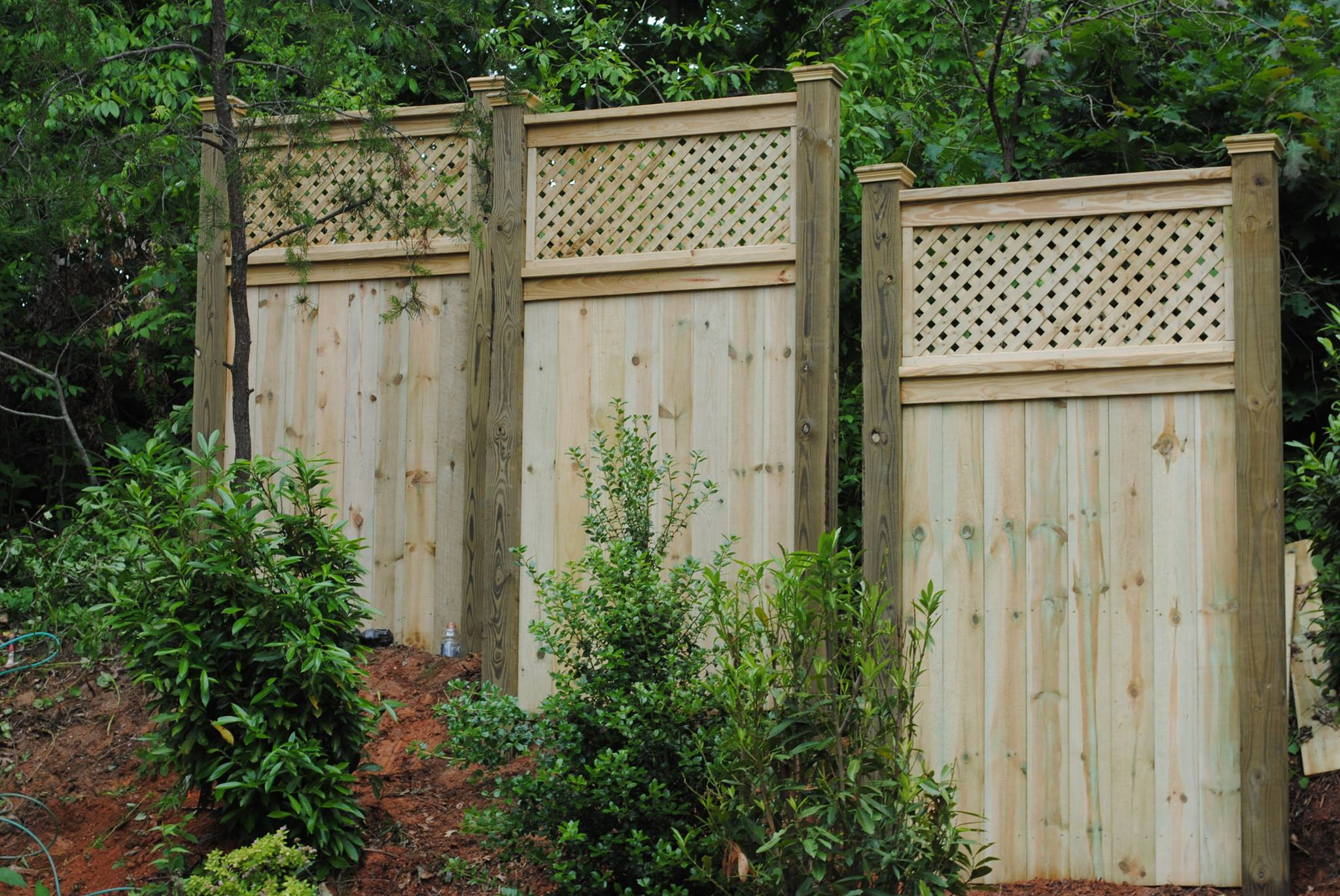Fence Inspiration Photo Gallery