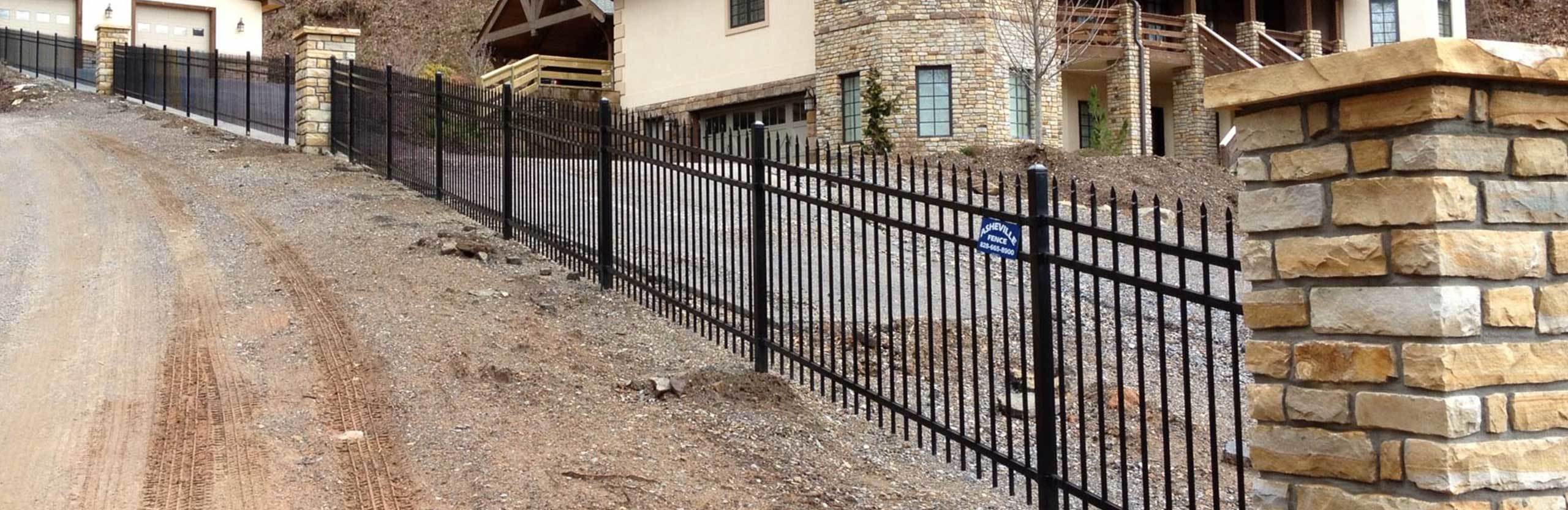 ornamental fence pricing